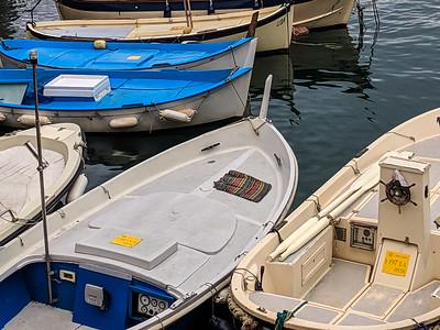 Boats in Camogli