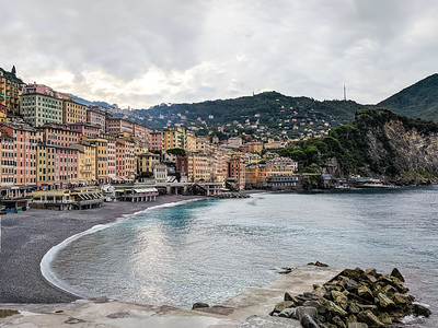 Camogli Beachfront