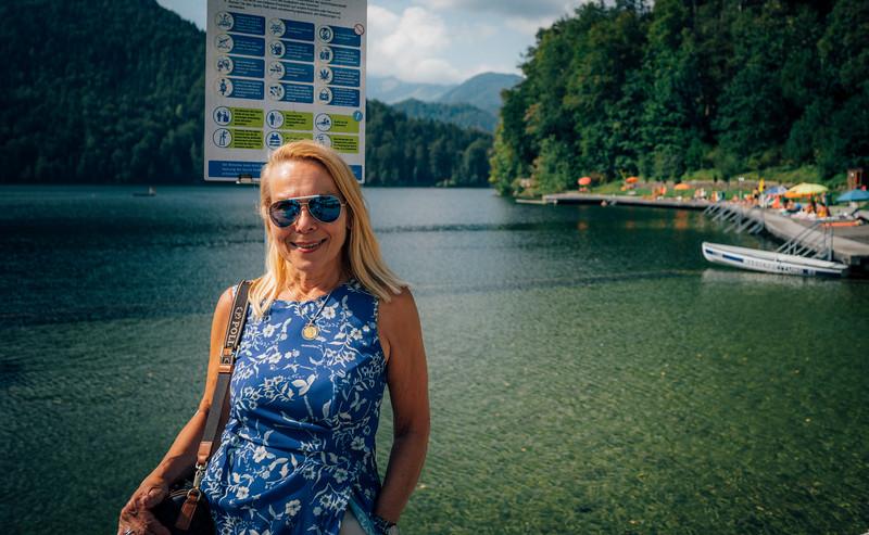 Hechtsee in Tirol
