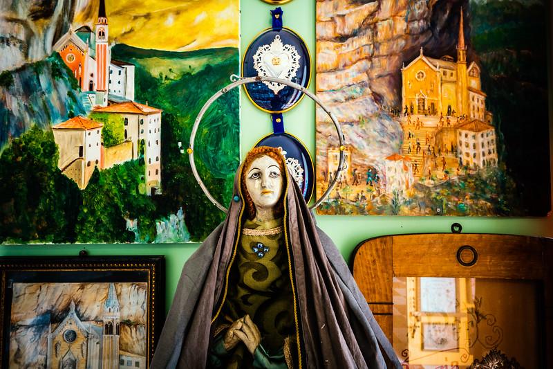 Madonna de la Corona
