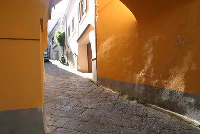 passageway in Minori