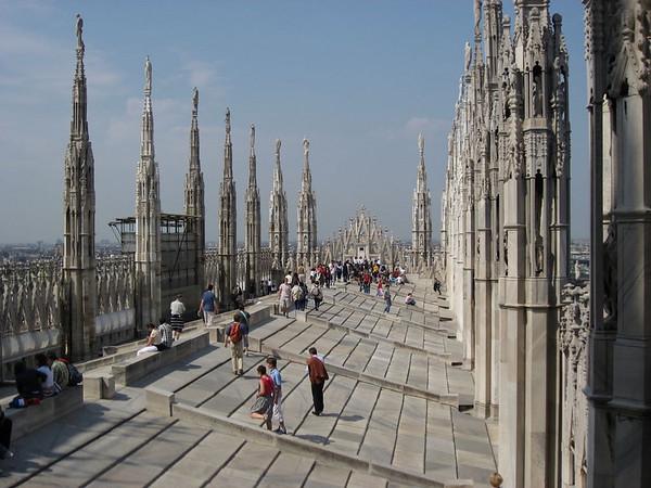 Top of Duomo