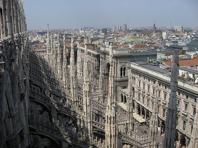 Duomo in Milan
