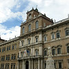 Modena's imposing military academy