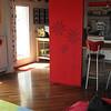 In Mirandola, back near Modena, in the apartment of my (distant) cousin Elena
