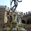 The 16th-century Fontana di Nettuno (Neptune Fountain)