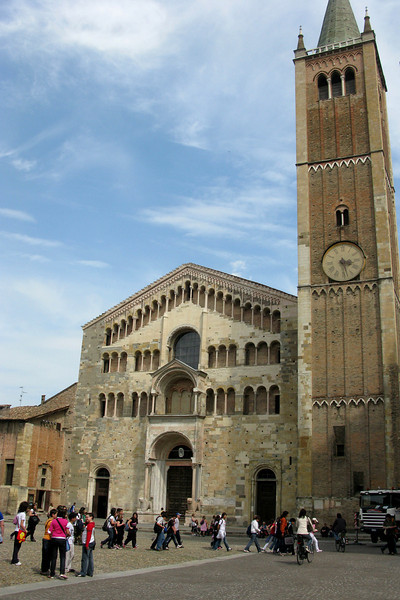 The 11th-century Duomo with its belltower