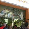 "Gelateria Gianni, the ""best gelato in Bologna"" per our friend Ryan, and we had to agree. As did, I'm sure, all the people in the gigantic line outside."