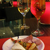 Aperitivo again: free food for the price of a drink. I got a little obsessed with this concept!