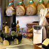 "Modena salumeria balsamic vinegar tasting, where we had our first taste of the thick 25-year, 80-euro ""black gold."""
