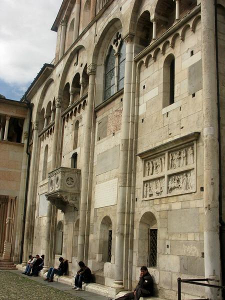 The 12th-century Duomo