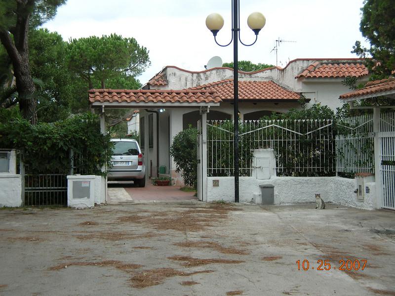 Villa at Baia Domizia