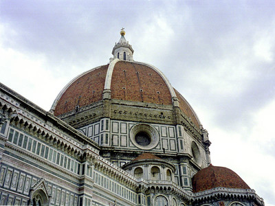 Italy: Florence in 1993
