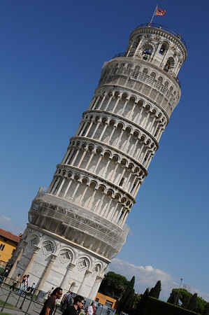 Pisa, Italy, 16th September 2008