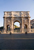 The Triumphant Arch of Rome, entrance to the Colosseum & Forum.