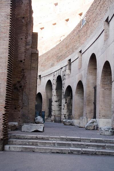 Enter The Coliseum.