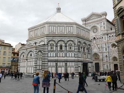 Battistero di San Giovanni - The Baptistery of St. John