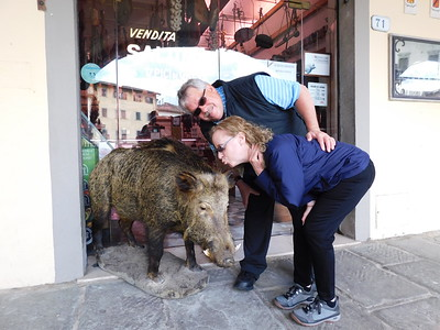 We love cinghiale!