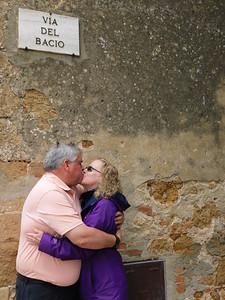 Street o'kiss