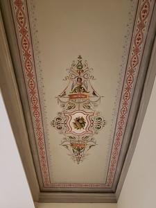 Living room fresco