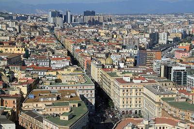 Naples - Central Naples.