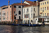 More gondolas on the Grand Canal.  Not much action cuz the day was quite cold.