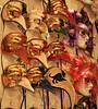Masks for carnival in Venice