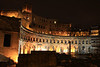 Trajan's Markets, built 100-112 AD.  It was the world's first shopping mall...had 150 shops & offices