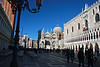 Entrance to Piazza San Marco in Venice