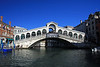 The Rialto Bridge on the Grand Canal, Venice...this bridge dates from 1588!