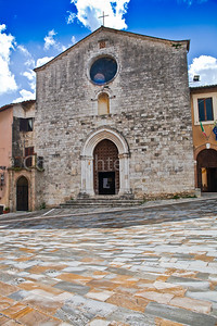 Church of San Francesco in San Gemini