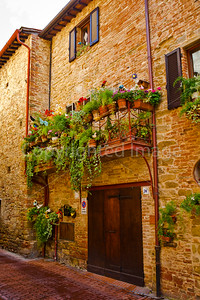 "Paciano, one of the ""Most beautiful villages in Italy"""