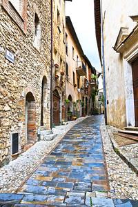 A street in San Gemini