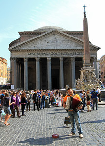 The Pantheon, built AD 118.