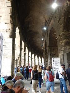 Colosseum entry