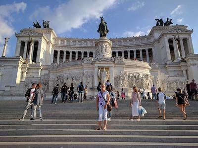 Monumento Nazionale a Vittorio Emanuele II - Irene Cabay