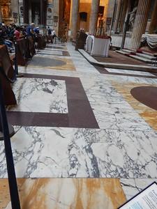 Pantheon floor