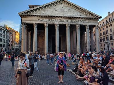 Pantheon - Irene Cabay