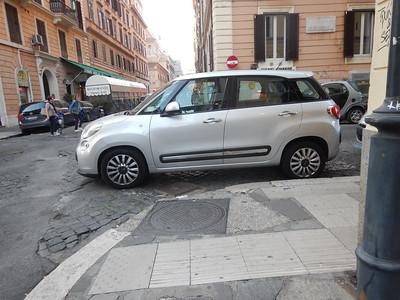 tight parking