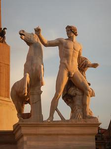 Fountain of the Dioscuri