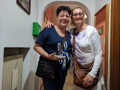 Patricia & Irene