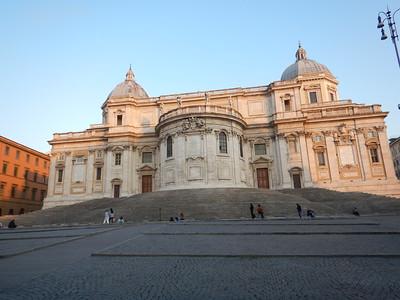 Santa Maria Maggiore - back
