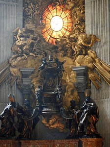 St. Peter's Throne