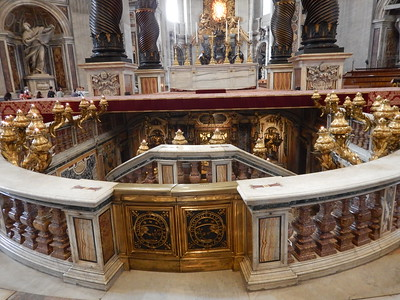tomb of St. Peter