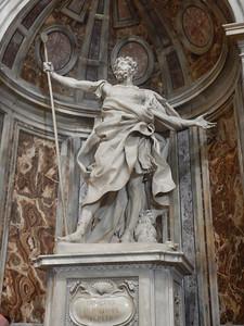 St. Peter's Basilica - St. Longinus
