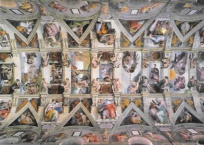 Sistine Chapel - Ceiling