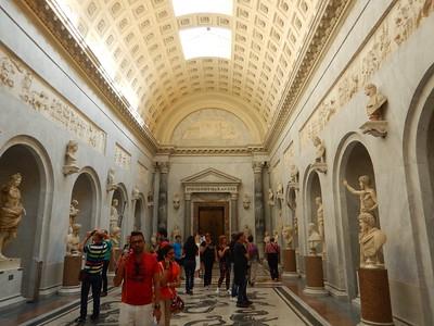 Vatican Museum - Braccio Nuovo