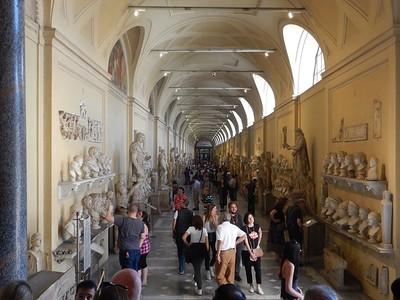 Vatican Museum - Chiaramonti Museum