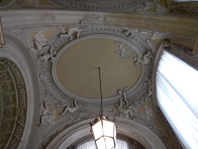 whimsical ceiling