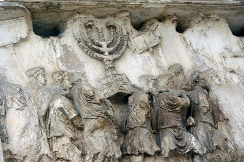 Titus Arch, Rome